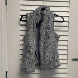Patagonia Gray Vest Size XS